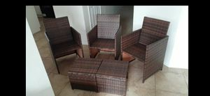 Patio furniture, patio chair for Sale in Bakersfield, CA