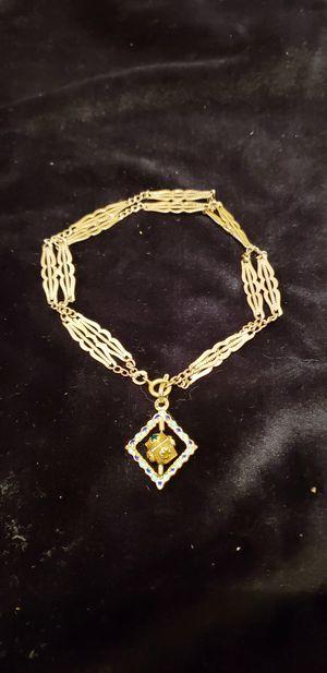 Antique 18k Braclet/Anklet Tri Gold for Sale in Belleview, FL