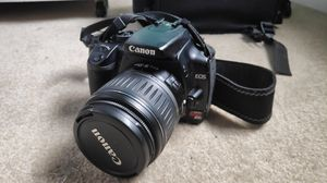 Canon Rebel XTi - With all accessories for Sale in North Potomac, MD
