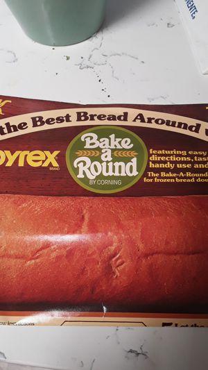 Pyrex bread baker by corning for Sale in El Cajon, CA