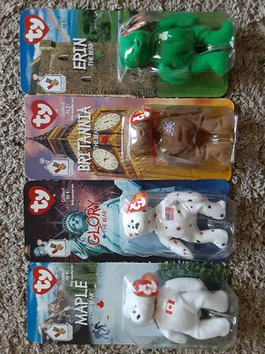 Rare Ty Beanie Babies Collectibles for Sale in Layton, UT