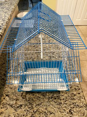 Brand New Blue Bird Cage for Sale in Pembroke Pines, FL