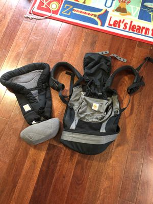 Ergo baby carrier with infant insert for Sale in Beaverton, OR