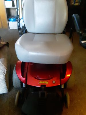 Jazzy motor wheelchair for Sale in Lexington, NC