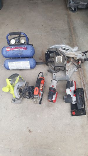 Power tools for Sale in Hesperia, CA
