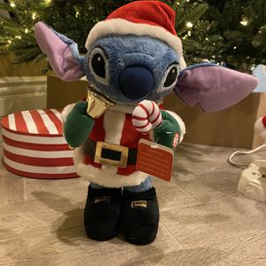 Singing animated Disney Stitch Figurine Rings bell shakes Hips for Sale in Tempe, AZ