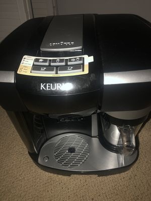 Keurig coffee maker and more for Sale in Fairfax, VA