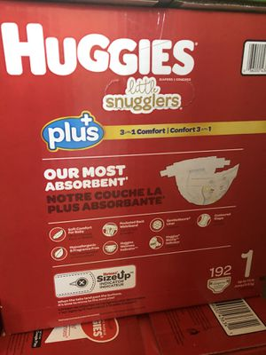 Huggies 1 for Sale in Silver Spring, MD