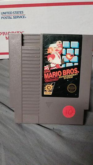Nintendo NES Super Mario Brothers for Sale in Hesperia, CA