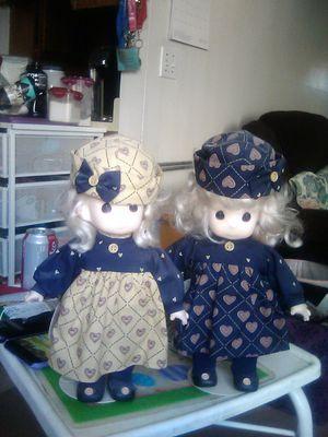 Precious moments twin dolls for Sale in El Cajon, CA