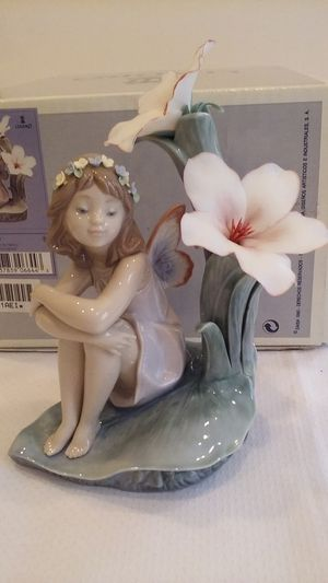 LLADRO FIGURINE-LAKESIDE DAYDREAM PIECE #6644 for Sale in Stamford, CT