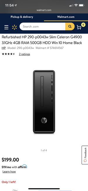 HP Slim for Sale in Youngsville, LA