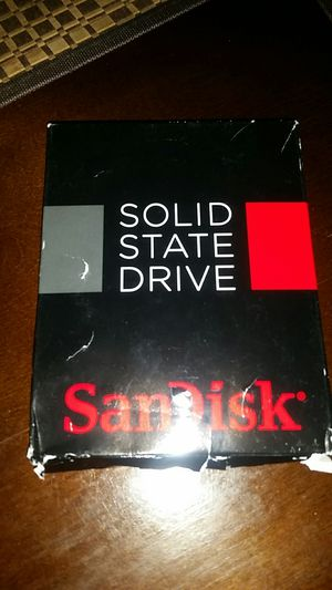 SanDisk solid state drive for Sale in Los Angeles, CA