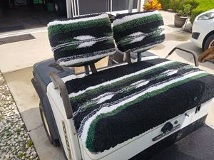 Golf cart seat covers for Sale in Spring Hill, FL