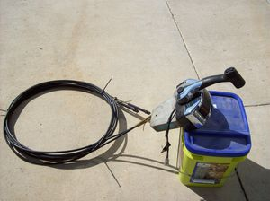 Mercury Control W/Cables for Sale in Ontario, CA