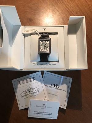 """"""" Christian Bernard Paris """" Men's Luxury Dress Watch for Sale in Portland, OR"""