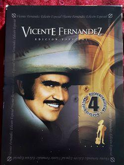 Vicente Fernandez Music Selling $5 Three Disc for Sale in Miami,  FL