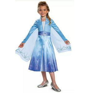 New Frozen Elsa Costume Dress Sz 4-6X Princess for Sale in Las Cruces, NM