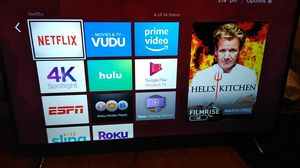 Roku tv 4k HDMI 55inch for Sale in Waterbury, CT