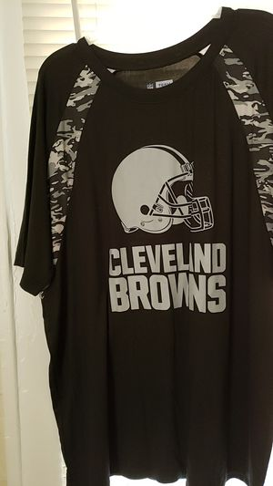 Cleveland camo shirt for Sale in Cuyahoga Falls, OH
