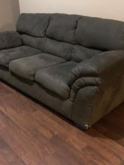 FREE Sofa, Couches, Loveseat Set Of 2 Brown Color for Sale in Alpharetta,  GA