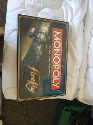 Firefly monopoly nwt for Sale in Colorado Springs, CO