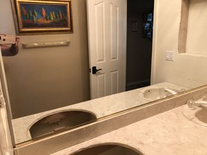 Mirror for vanity for Sale in Scottsdale, AZ