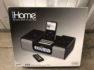 Ihome intertainment system for ipod for Sale in Norfolk, VA