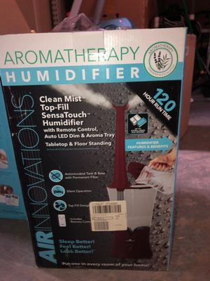Clean Mist Top Fill Humidifier with Arom for Sale in Pompano Beach, FL