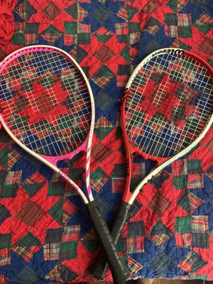 Wilson Tennis Rackets for Sale in San Antonio, TX