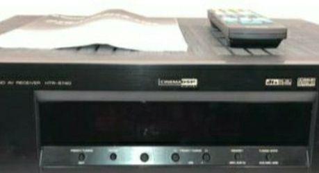 Yamaha HTR 5740 6.1 Channel 100 Watts per channel AV Receiver for Sale in Oceanside,  CA