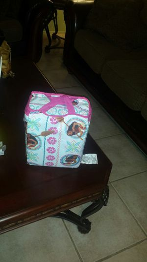 Moana 4 piece toddler bed set brand new never been open for Sale in Houston, TX