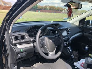 Honda EX CRV - 2016 - 17000 miles - Clean title one owner for Sale in Plano, TX
