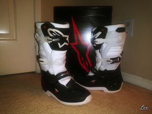 Alpine Star Youth Dirt Bike Boots for Sale in Corona, CA