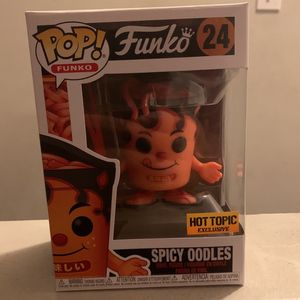 Spicy Oodles Funko Pop Rare Hot Topic Exclusive for Sale in Norwalk, CA
