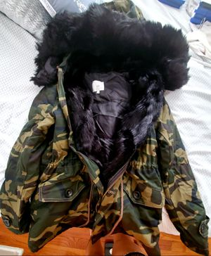 Chic & Jeune jacket & Topshop vest(Like New) for Sale in Jersey City, NJ