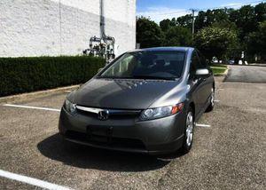 75k Original miles // Sedan // Honda civic 2007 for Sale in Buffalo, NY