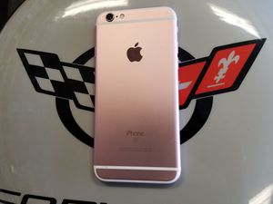 Unlocked Rose iPhone 6S 16 GB for Sale in Port St. Lucie, FL