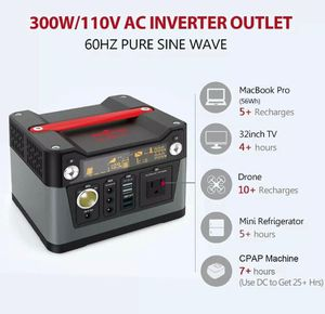 Brand new . 300 watts portable power station for Sale in Chelsea, MA