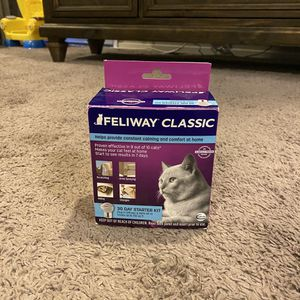 FELIWAY CLASSIC DIFFUSER - 30 DAY STARTER KIT for Sale in Las Vegas, NV