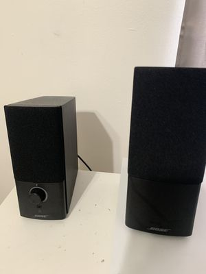 Great Bose Desk Speakers for Sale in Los Angeles, CA