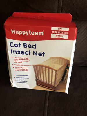 Cot Bed Insect Net for Sale in Saint Paul, MN