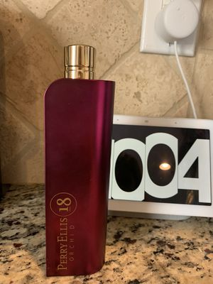 Perry Ellis 18 perfume for Sale in Land O Lakes, FL