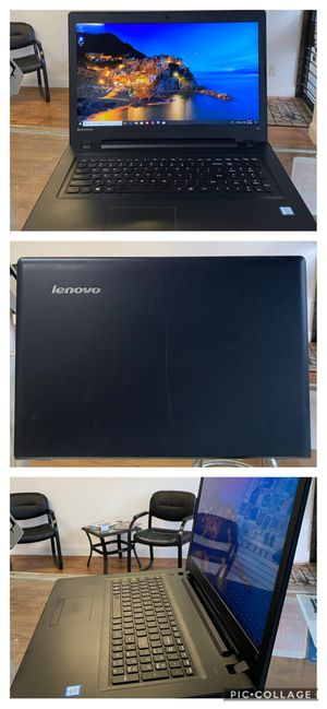 "Lenovo 17"" ideapad 300 laptop. i5, 8gb RAM, 1TB HDD for Sale in Oakland Park, FL"