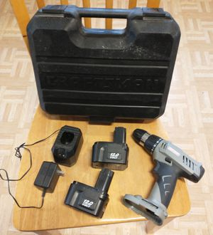 Craftsman 3/8 cordless drill for Sale in Chicago, IL
