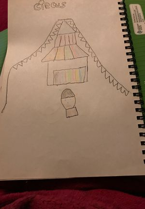 Drawing circus for Sale in Stow, MA