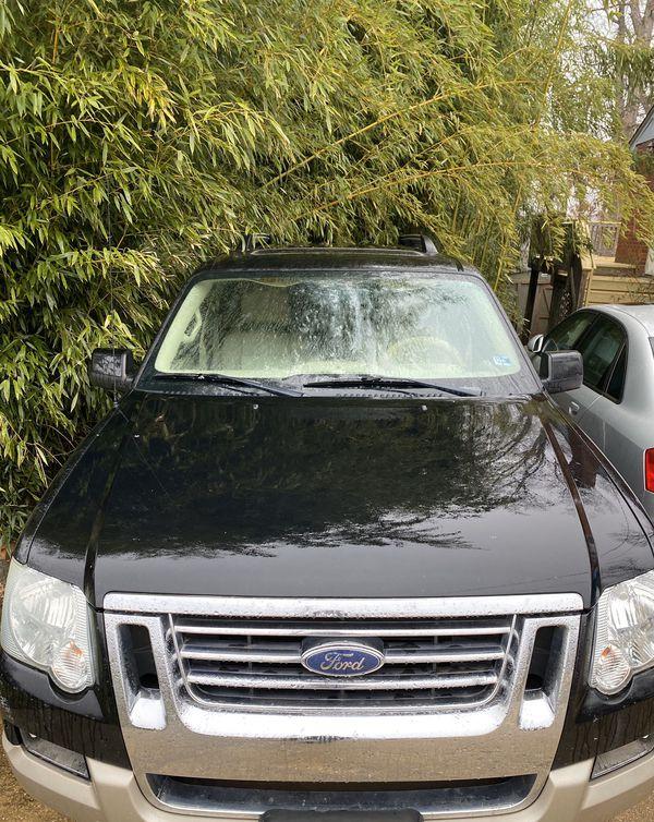 2006 Ford Explorer Eddie Bauer trim