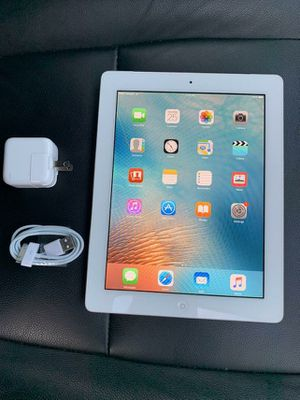 Apple iPad 3, 3rd Generation 64GB - Wi-Fi,+ sim Excellent Condition for Sale in Springfield, VA