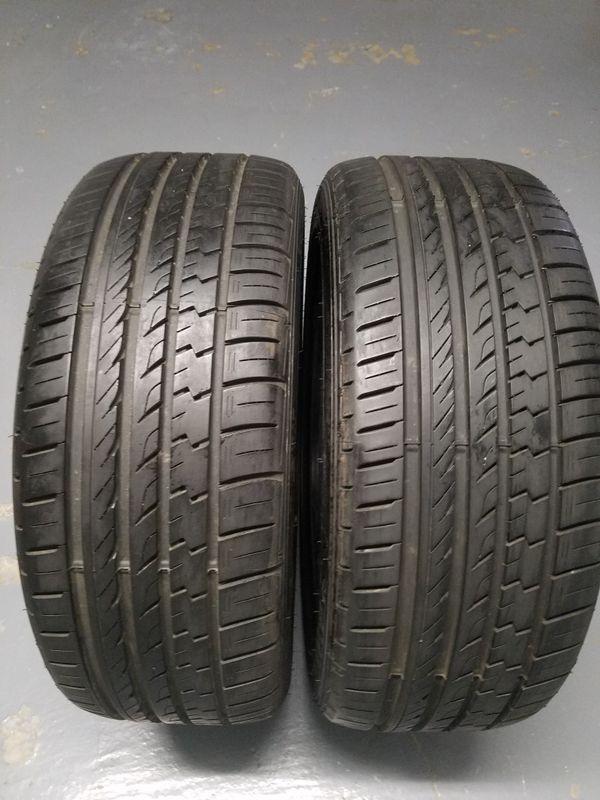 Sumitomo tires 22545R18