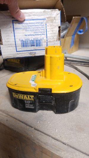 Dewalt 18 volt Battery for Sale in Redondo Beach, CA